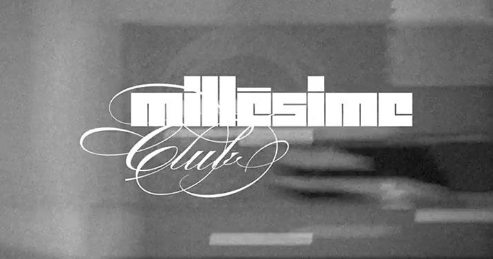 Vidéo Promotion Anonymous Millésime Club