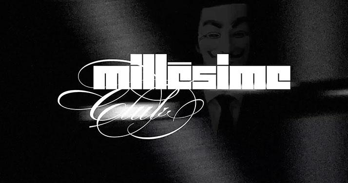 Vidéo Promotion Anonymous 2 Millésime Club