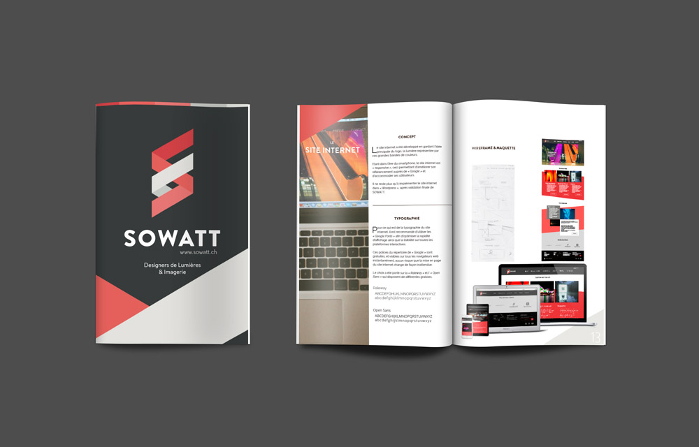 Dossier présentation SOWATT